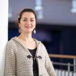 Naili Kimbarishvili ist Lehrerin für das Fach Eurythmie an der Blote-Vogel-Schule in Witten.