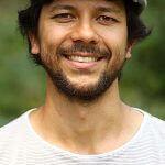 Kenzo Martins Matuzawa ist Gartenbaulehrer an der Blote Vogel Schule in Witten.