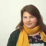 Christin Maier unterrichtet das Fach Englisch an der Blote-Vogel-Schule in Witten.